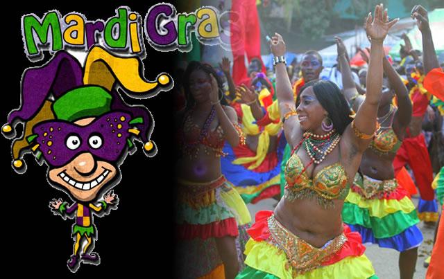 Mardi Gras in Haiti