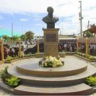 José Marti Square in Cap-Haitian