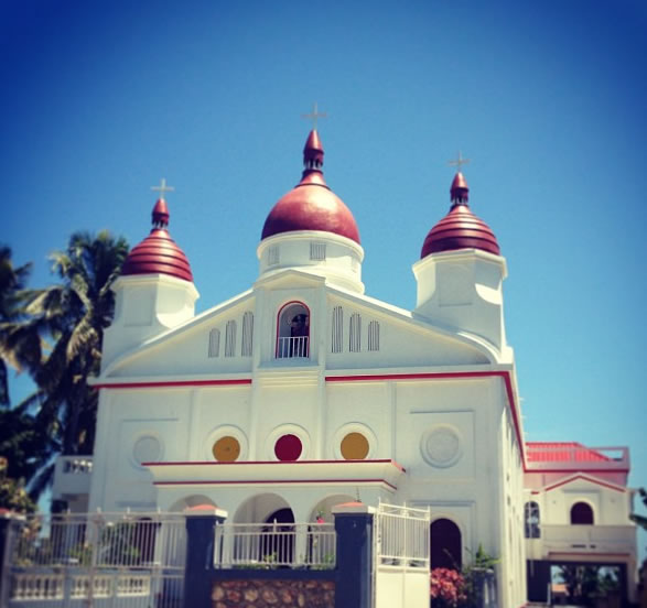 Jacmel Cathedral Rises for a Second Time