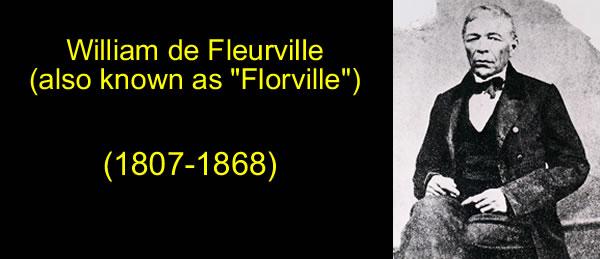 Lincoln's Best Friend, Haitian William Florville