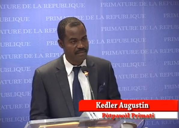 Metre Kedler Augustin