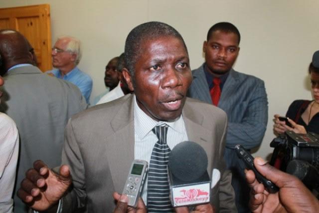 Fritzto Canton, Jean Claude Duvalier, head of CEP