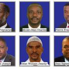 The six Senators in opposition to Michel Martelly