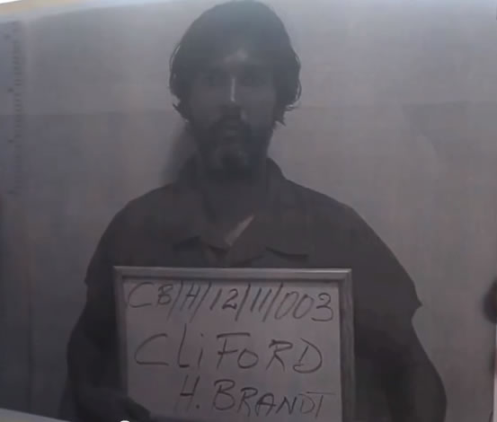 Clifford Brandt in Prison at the new civil prison of Croix-des-Bouquets