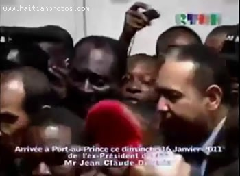 Jean-Claude Duvalier Returning To Haiti