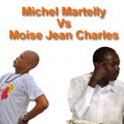 Moise Jean Charles and President Michel Martelly