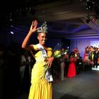 Carolyn Desert crowned Miss Haiti