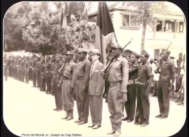 FADH - Haiti Military in Cap-Haitian