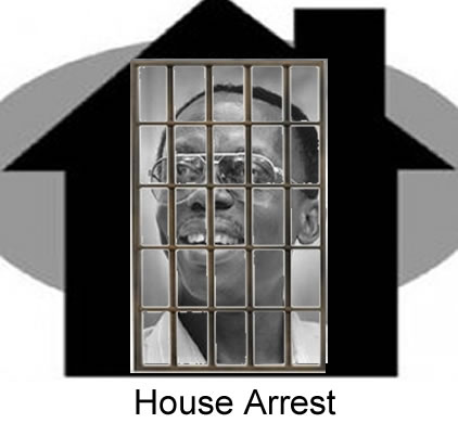 Jean Bertrand Aristide is under House Arrest, according to HCNN