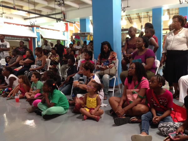 Haitian-Caribbean Book Fair at the Little Haiti Cultural Center