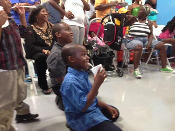 Haitian-Caribbean Book Fair at the Little Haiti Cultural Center