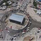 Construction du viaduc de delmas