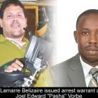 Lamarre Belizaire issued arrest warrant against Joel Edward