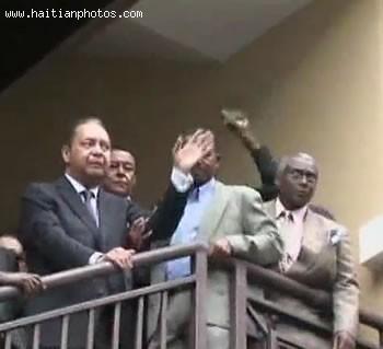 Jean-Claude Duvalier Taken Into Custody In Haiti