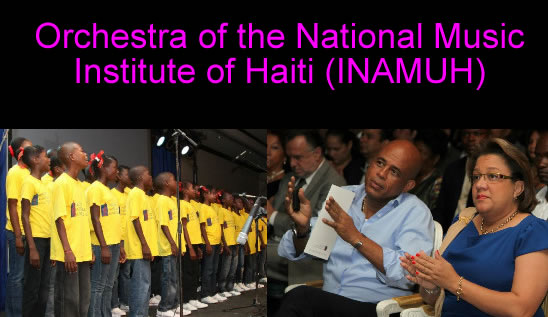 Orchestra of the National Music Institute of Haiti (INAMUH)