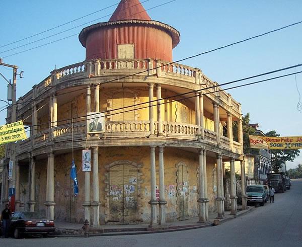 Maison de Marchandage de Cafe a Jacmel