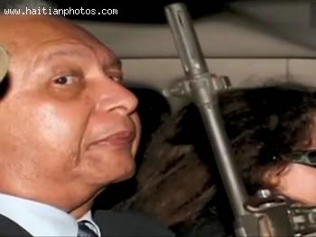 Jean-Claude Duvalier Arrest