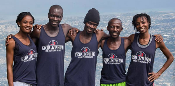 New York City Marathon & J/P Haitian Relief Organization
