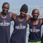 York City Marathon Haitian Relief