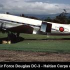 U.S. Sponsored Corps d'Aviation d'Haiti finally Fizzles