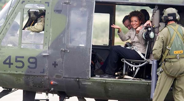 Michaelle Jean, Candidate for Secretary General of the International Francophone Organisation