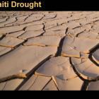 Drought or the Dry season in Haiti