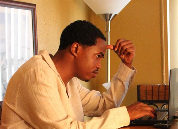 Haitian-American Comedian, Actor, Writer Mackenson Louis