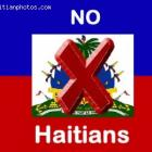 Haitian Screened Before Entering