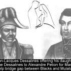 Could a marriage between Célimène Dessalines and Alexandre Pétion spare the Emperor?