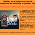 Haitian Government issued