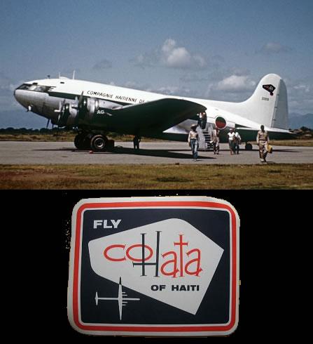 CoHata d'Haiti, Haitian Airline