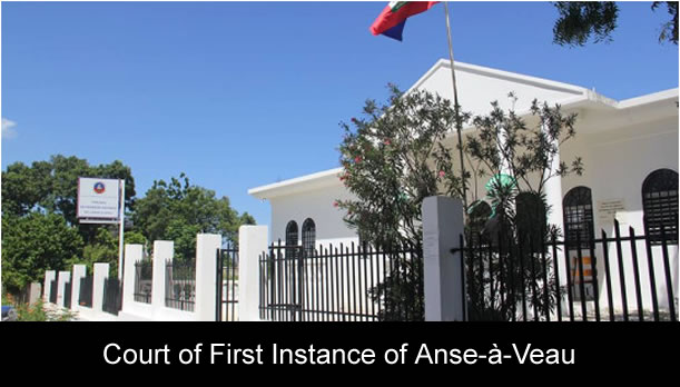 Court of First Instance of Anse-a-Veau