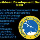 Caribbean Development Bank (CDB) Haiti Catastrophe Insurance with Grant