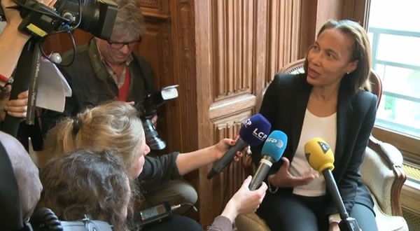 Yanick Lahens awarded France's prestigious Femina Prize