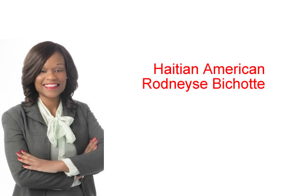 Rodneyse Bichotte, first Haitian-American woman elected in New York City