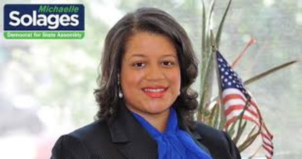 Michaelle Solages, Haitian-American elected to New York State Assembly