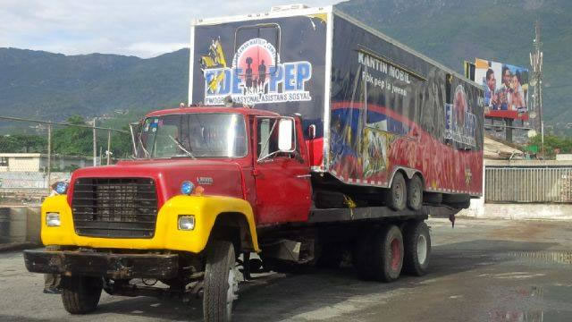 Ede Pep on its way to provide relief to Cap-Haïtien flood victims