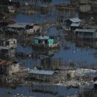 Homes in Cap-Haitian invaded with Water due to flood