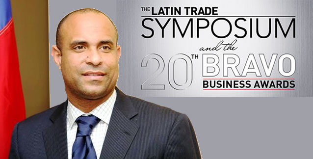 Laurent Lamothe awarded  Innovative Leader of The year 2014