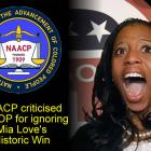 NAACP criticized by GOP for ignoring Mia Love's Historic win