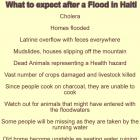 What to expect after a Flood in Haiti