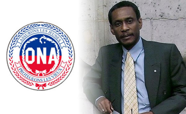 Emmanuel Menard and the Office of National Old Age Insurance (ONA)