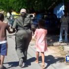 Children of Haitian descent handcuffed, deported from the Bahamas