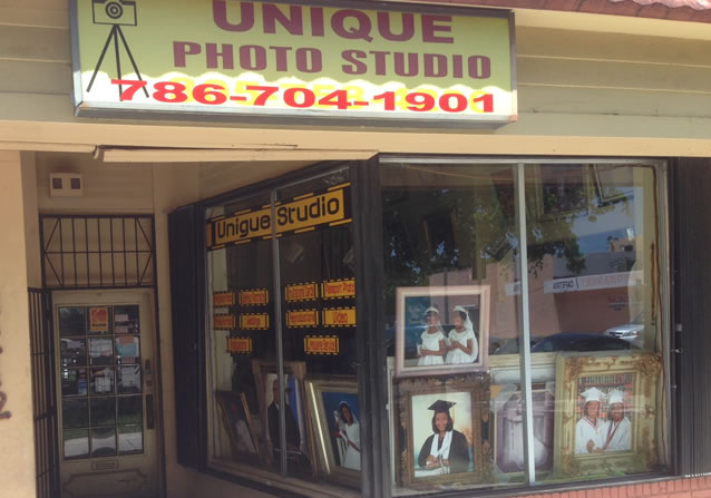 Unique Photo Studio in Little Haiti