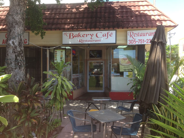 The Bakery Cafe Restaurant