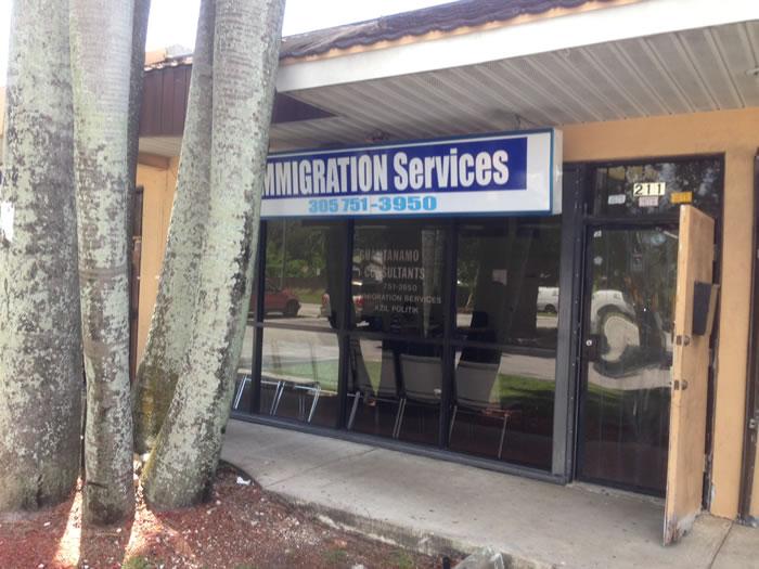 Guantanamo Consultants Immigration Service