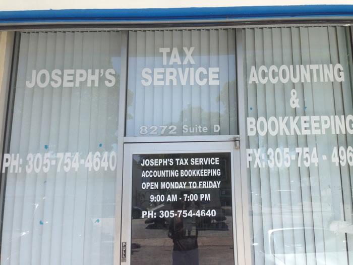 Joseph's Tax & Multy Services