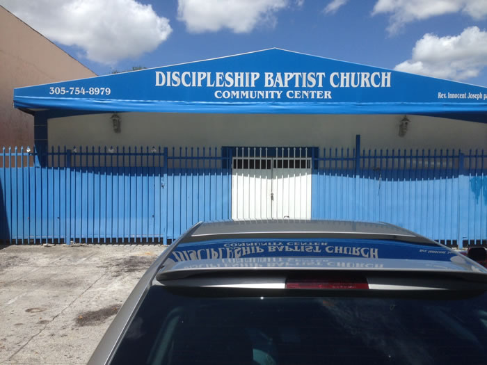 First Discipleship Baptist Church in Little Haiti