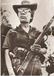 Madame Max Adolphe, Fiette Lalo, Was A Member Of Francois Duvalier And Jean-Claude Duvalier Government