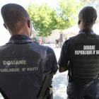 General Administration of Customs in Haiti, douane